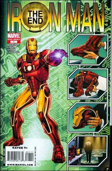 Iron Man: The End 1-A by Marvel