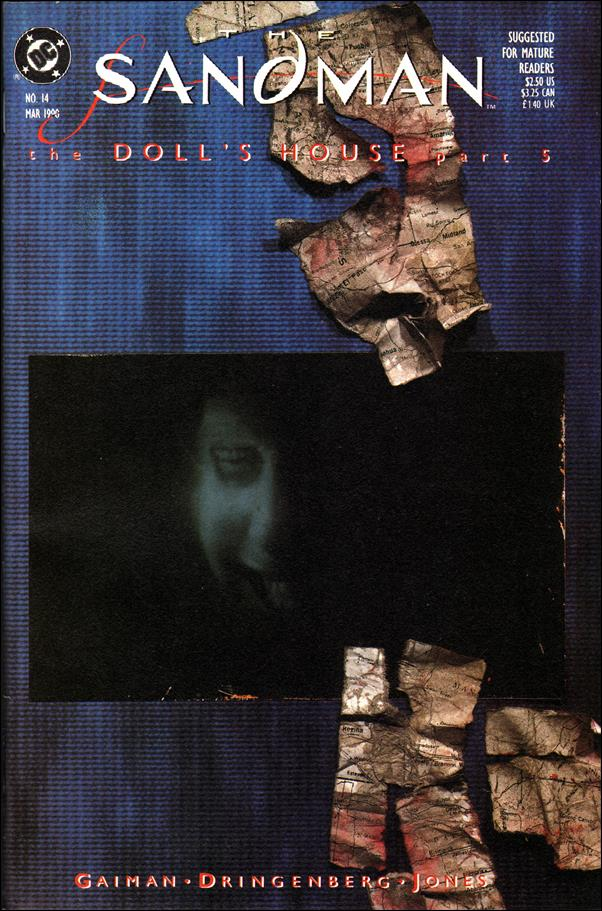 Sandman (1989) 14-A by Vertigo