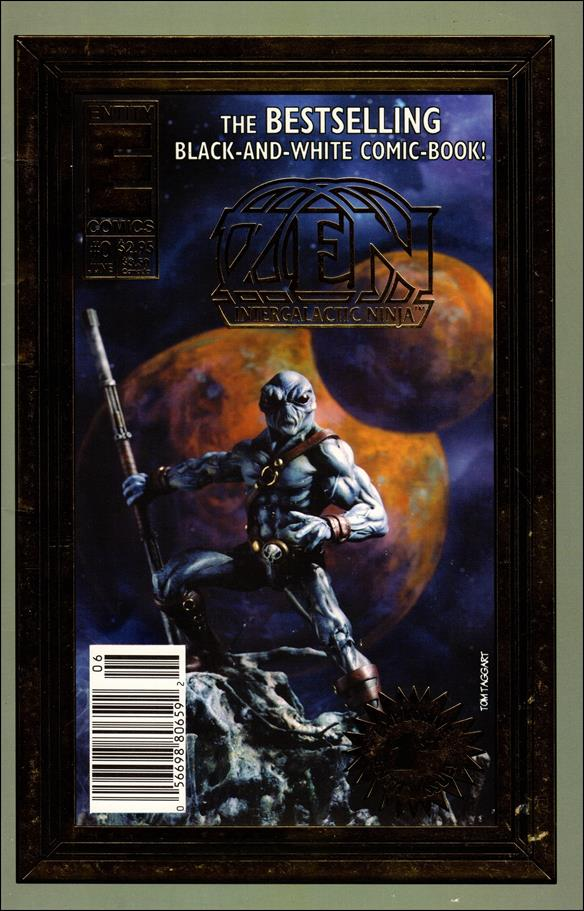 Zen Intergalactic Ninja (1993) 0-A by Entity