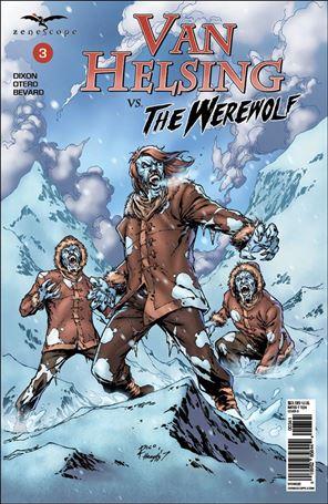 Van Helsing vs. the Werewolf 3-D