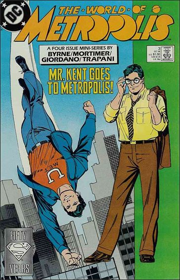 World of Metropolis 3-A by DC