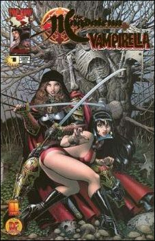 Magdalena/Vampirella (2003) 1-E by Top Cow