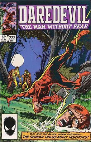 Daredevil (1964) 222-A