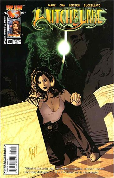 Witchblade 86-A by Top Cow