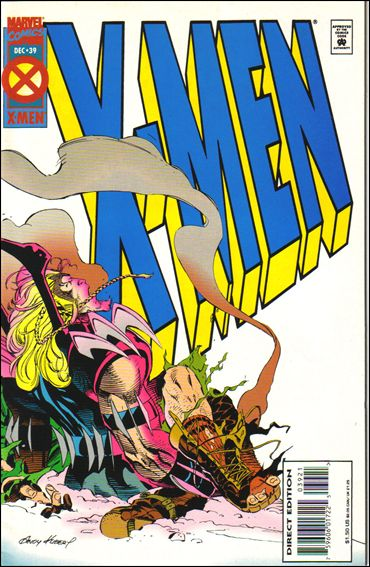 X-Men (1991) 39-B by Marvel