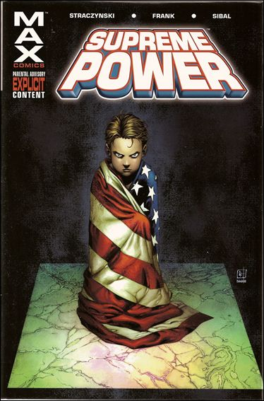 Supreme Power (2005) 1-A by Marvel