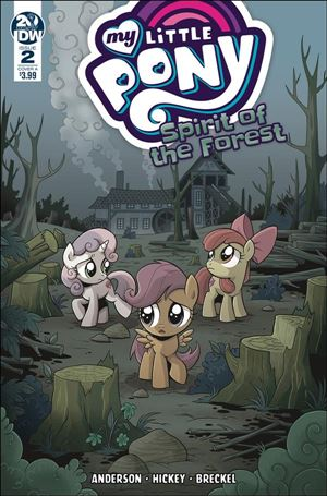 My Little Pony: Spirit of the Forest 2-A