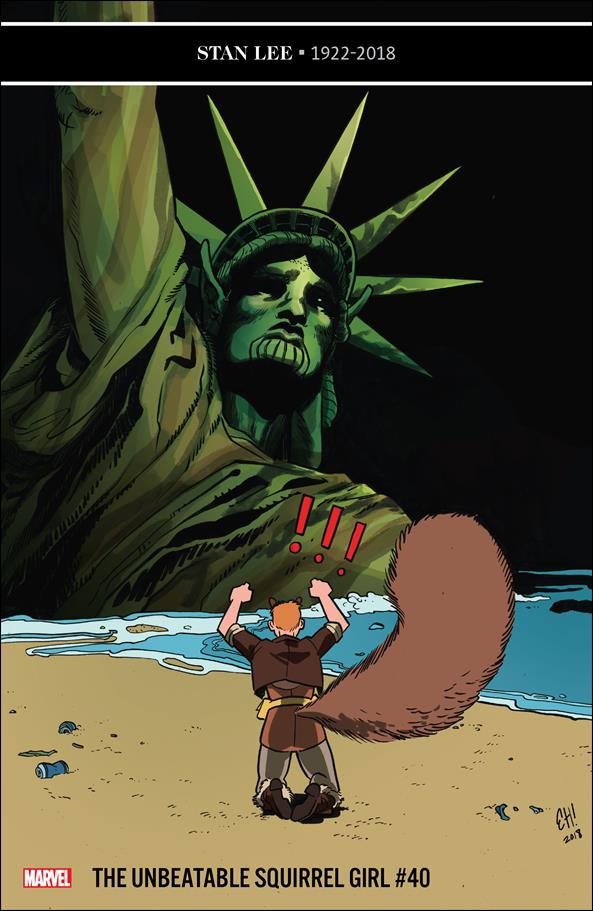 Unbeatable Squirrel Girl (2015/12) 40-A by Marvel