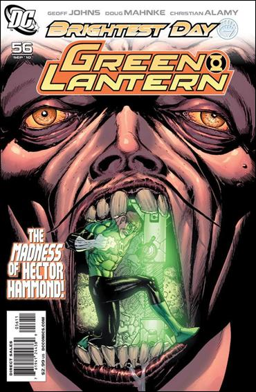 Green Lantern (2005) 56-A by DC