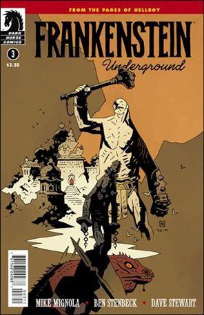 Frankenstein Underground 3-A