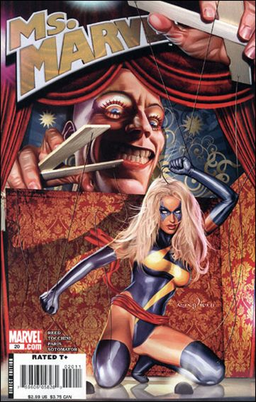 Ms. Marvel (2006) 20-A by Marvel