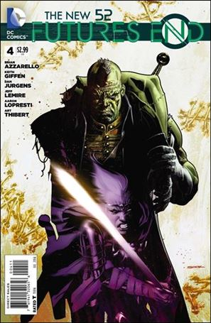New 52: Futures End  4-A
