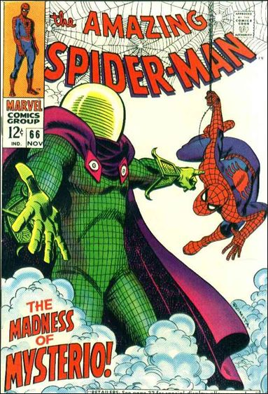 Amazing Spider-Man (1963) 66-A by Marvel