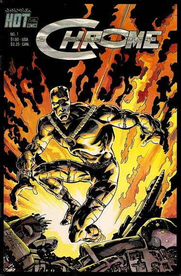 Chrome 1-A by Hot Comics
