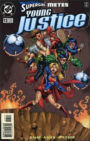 Young Justice (1998) 13-A