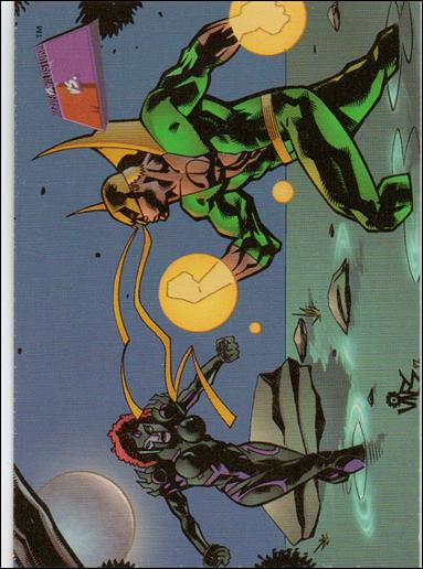 Marvel vs WildStorm (Base Set) 26-A by Fleer/SkyBox