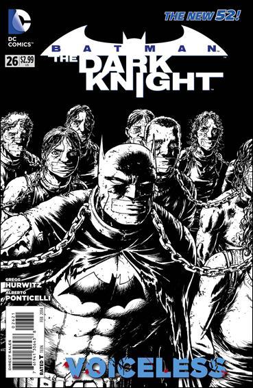 Batman: The Dark Knight (2011/11) 26-B by DC