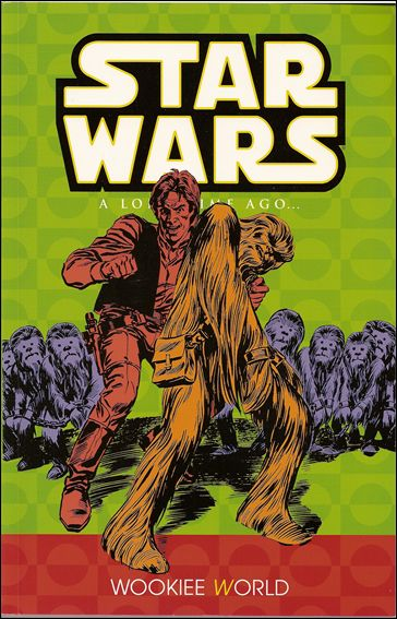 Star Wars: A Long Time Ago... 6-A by Dark Horse