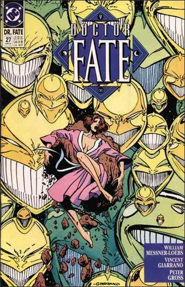 Doctor Fate (1988) 27-A by DC
