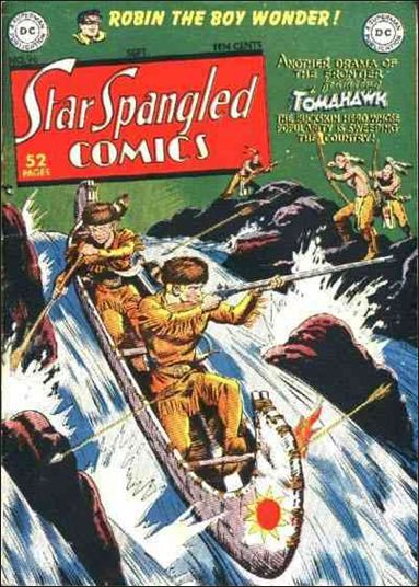 Star Spangled Comics (1941) 96-A by DC