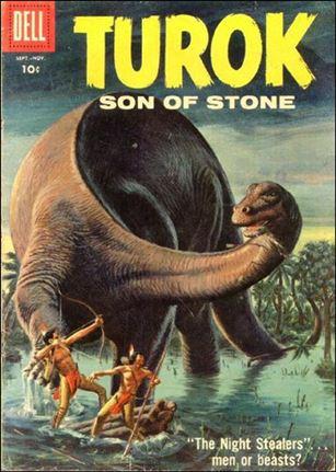 Turok, Son of Stone (1956) 13-A