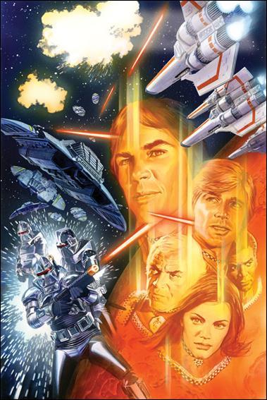 (Classic) Battlestar Galactica 1-D by Dynamite Entertainment