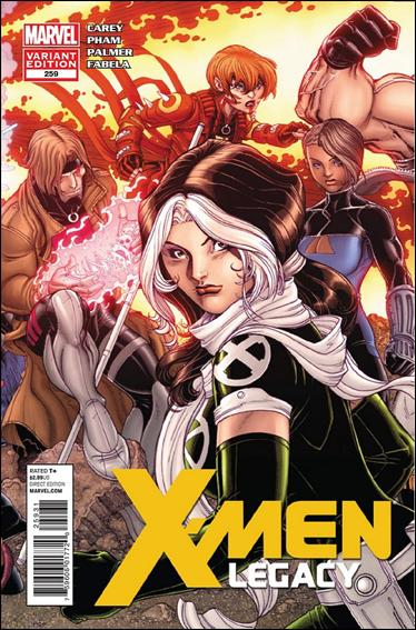 X-Men Legacy (2008) 259-B by Marvel