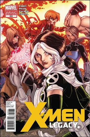 X-Men Legacy (2008) 259-B