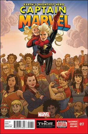 Captain Marvel (2012) 17-A