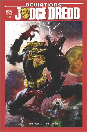 Judge Dredd: Deviations nn-A