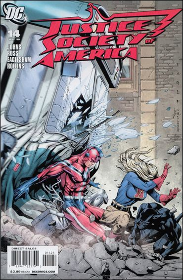 Justice Society of America (2007) 14-B by DC