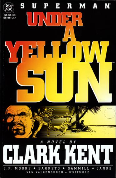 Superman: Under a Yellow Sun 1-A by DC