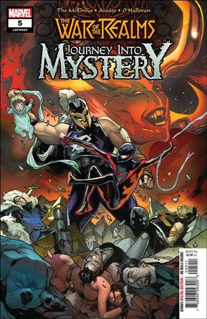 War of the Realms: Journey into Mystery 5-A