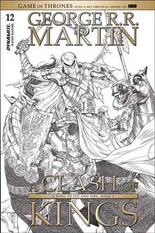 George R. R. Martin's a Clash of Kings 12-C