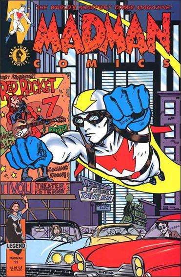 Madman Comics 11-A by Dark Horse