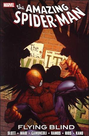 Spider-Man: Flying Blind nn-A by Marvel