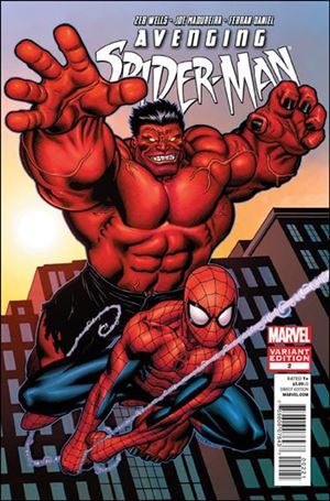 Avenging Spider-Man 2-C