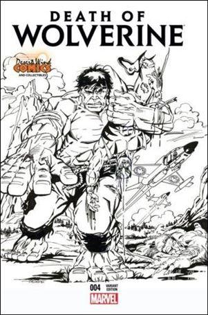 Death of Wolverine 4-F