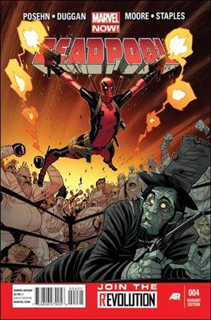 Deadpool (2013) 4-B