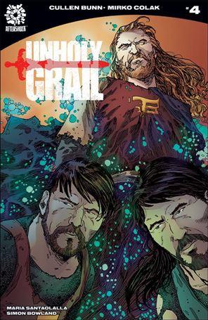 Unholy Grail 4-A