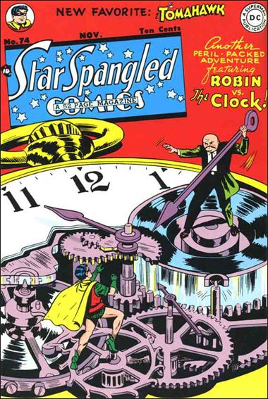 Star Spangled Comics (1941) 74-A by DC