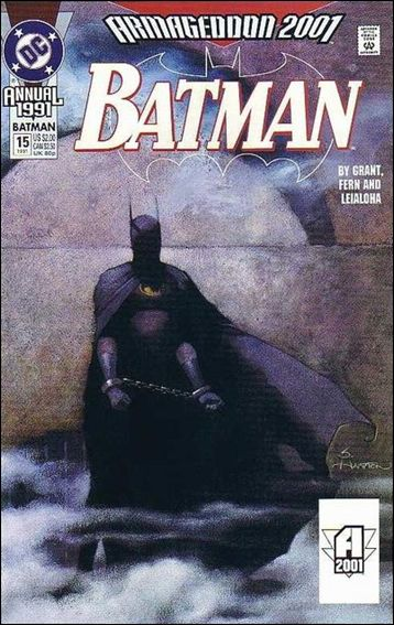 Batman Annual (1961) 15-A by DC
