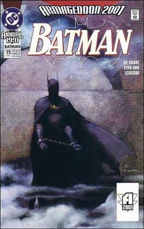 Batman Annual (1961) 15-A