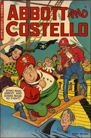Abbott and Costello (1948) 8-A by St. John