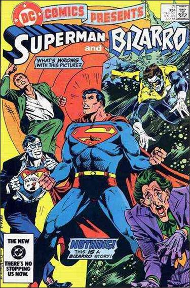 DC Comics Presents 71-A by DC