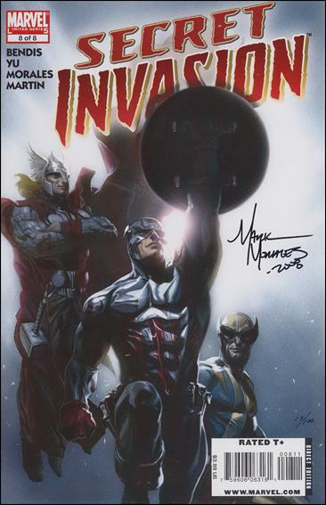 Secret Invasion 8-D by Marvel