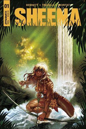 Sheena Queen of the Jungle (2017) 1-C
