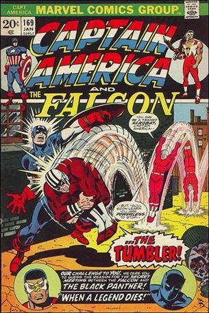 Captain America (1968) 169-A