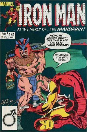 Iron Man (1968) 181-A