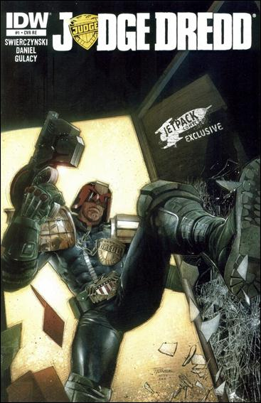 Judge Dredd (2012) 1-LI by IDW